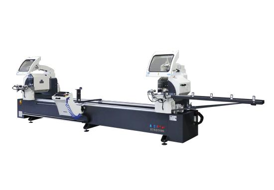 Máy cắt nhôm 2 đầu bán tự động GEMINI – IV M – OZ MACHINE