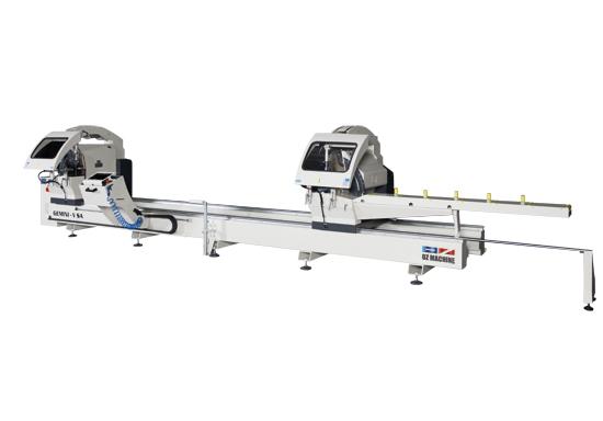 Máy cắt nhôm 2 đầu CNC lưỡi 550 GEMINI V – SA OZ MACHINE