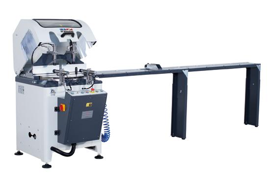 Máy cắt nhôm 1 đầu METEOR – I 420 OZ MACHINE