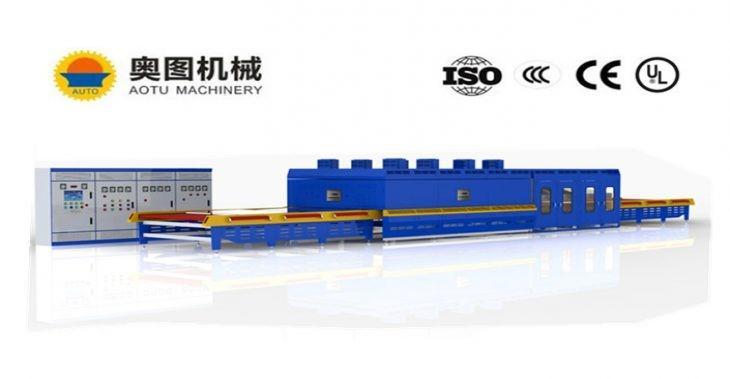 Dây chuyền sản xuất kính cường lực AT- TAQ2442