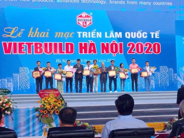 Gopco tạo ấn tượng mạnh tại Vietbuild 2020 Hà Nội