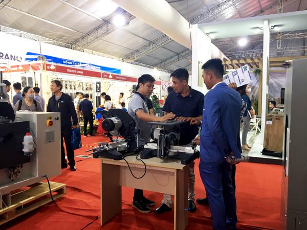 triển lãm vietbuild 2020 Hà Nội